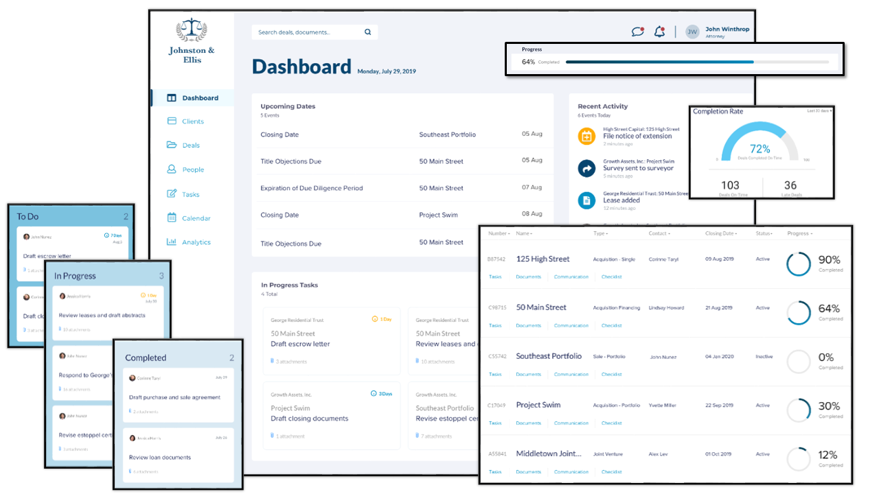 Transactionly Dashboard